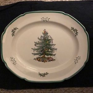 Authentic Spode China 16 inch serving platter